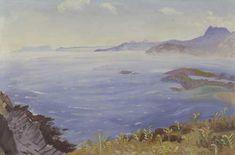 Winifred Nicholson, <i>Sandaig</i>, 1951. Oil on canvas, 61 x 91 cm © Trustees of Winifred Nicholson