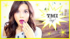 TMI Tag! (+playlist)