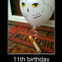 Coolest idea for an 11th bday