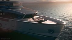 Sanlorenzo SX88 Crossover Motoryacht Concept