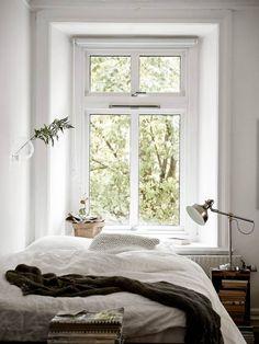 November interior design inspirations, random | ITALIANBARK Scandinavian #bedroom