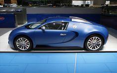 Bugatti Veyron Bleu Centenaire Wallpaper