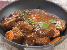 Sauté de veau aux carottes - Recettes