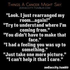 Cancer Quotes Zodiac