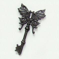 i love skeleton keys
