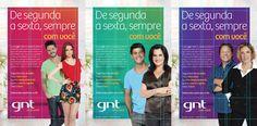 GNT // Proposta de anúncios on Behance