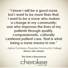 Encouraging Quotes For Nursing Students