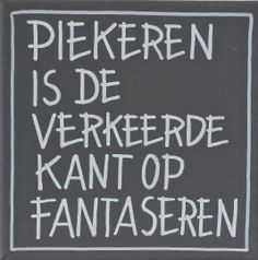 Actions Speak Louder than Words The Words, Cool Words, Favorite Quotes, Best Quotes, Funny Quotes, Dutch Words, Words Quotes, Sayings, Dutch Quotes