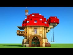 Minecraft Building Blueprints, Minecraft House Plans, Minecraft Mansion, Minecraft Cottage, Minecraft Modern, Cute Minecraft Houses, Minecraft Plans, Minecraft House Designs, Minecraft Survival