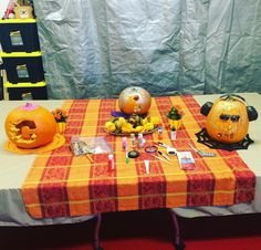 "daviscojokes: ""Pumpkin Decorating Contest #followme #follow #pumkin #party #thanksgiving"""
