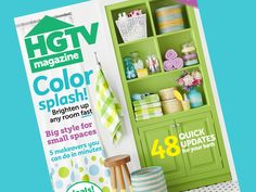 Inside the March 2014 issue of #HGTVMagazine http://blog.hgtv.com/design/2014/02/04/the-march-issue-of-hgtv-magazine-is-coming/?soc=pinterest