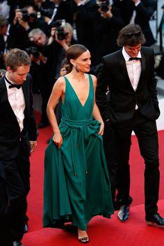 Natalie Portman by Lanvin, Cannes 2015