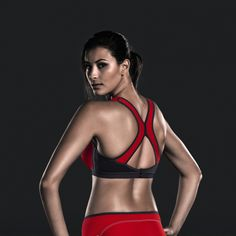 Maximum Support - DynamiXstar Racerback Sports Bra - Sports Bra - Bra - Products | Anita - Since 1886