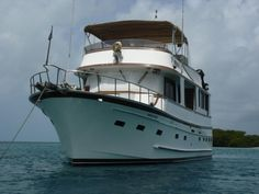 1985 HWA Ship Building Yards Taiwan Marine Trader Trawler 53 located in  for sale