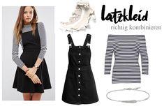 Trendreport: Latzkleid. Mehr zu dem Kleidungsstück jetzt auf www.modewahnsinn.de #fashion #trends #springsummer