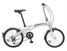 Bicicleta Órbita dobrável Evolution  folding bike