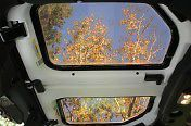 JEEP WRANGLER JEETOP FREEDOM TOP - SEE THROUGH PANELS - VERY COOL - 2007 - 2015