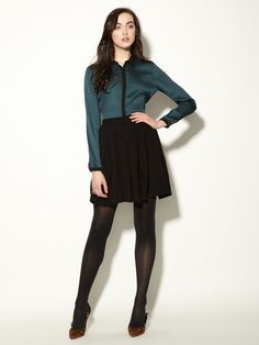 Allegra Skirt by Dolce Vita on Gilt.com  top is pretty,too