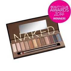 Urban Decay Naked eyeshadow palette- at Debenhams.com