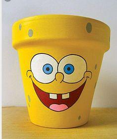 Flower Pot Art, Flower Pot Design, Clay Flower Pots, Flower Pot Crafts, Clay Pots, Flower Pot People, Clay Pot People, Clay Pot Projects, Clay Pot Crafts