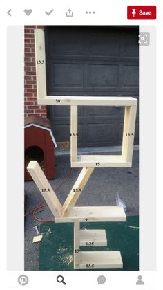 3 Fun And Easy DIY Woodworking Projects That You Can Complete This Weekend Diy Wood Projects For Men, Wooden Pallet Projects, Diy Furniture Projects, Easy Woodworking Projects, Custom Woodworking, Home Projects, Home Crafts, Woodworking Plans, Learn Woodworking