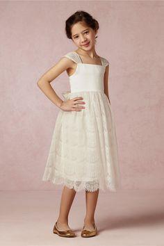 88732a0522336 Elsie Dress in Bridal Party & Guests Flower Girls at BHLDN #flowergirl  #weddings