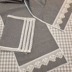 Patishka Home Ev Tekstil ( Curtain Patterns, Quilt Patterns, Natural Placemats, Chicken Scratch Patterns, Crochet Earrings Pattern, Linen Placemats, Ideas Prácticas, Burlap Table Runners, Handmade Table