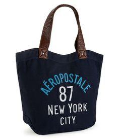 87 New York Tote