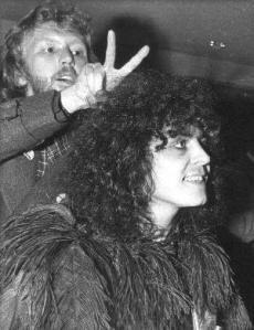 Harry Nilsson & Marc Bolan