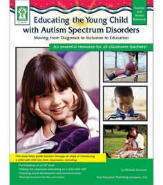 Educating the Young Child with Autism Spectrum Disorders - This book guides teachers through all steps of introducing a student with ASD into the classroom, participating on an IEP team, developing a welcoming classroom, fostering social development and communication, and moving forward with the curriculum