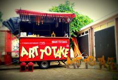 #arttotake mobile atelier