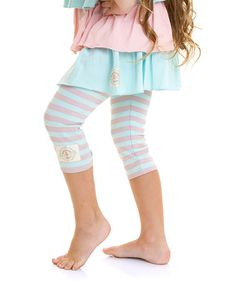 Look what I found on #zulily! Cotton Candy Perfection Leggings - Infant, Toddler & Girls #zulilyfinds