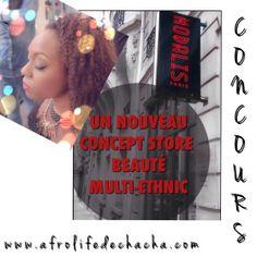 Concours Modalis Paris Concept Sore - Afrolife de Chacha