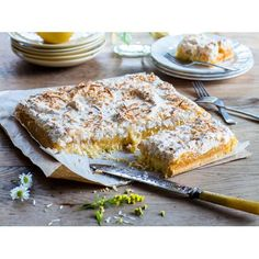 A Kiwi classic gets a zesty, citrusy twist with this Louise slice recipe. Traditional jam is swapped with lush lemon curd to create a tangy, seriously delicious afternoon tea treat. It's a must-try!