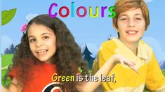 Colours - English Songs for Children with Lyrics
