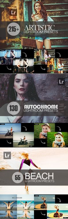 11.000+ Advanced Lightroom Presets Collection – Only $49 | InkyDeals