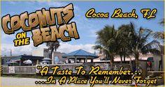 Coconuts Bar And Grill Cocoa Beach Florida