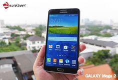 سامسونج تعلن رسميا عن هاتف Galaxy Mega 2 جالاكسي ميجا 2