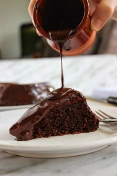 El blog de Ana H: Tarta de chocolate con remolacha