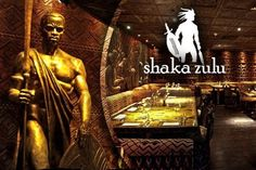 SHAKA ZULU - Club Night Adventure | Curious Kat's Adventure Club
