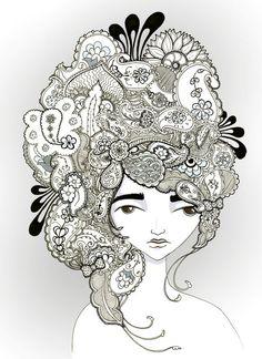 Illustration on Dripbook : : Natalie Perkins | Drawing | Brisbane, Queensland, AU