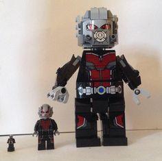 Ant-man . TAGS: #Lego #legostagram @lego @marvel #antman #legoantman #legomarvel #legomarvelsuperheroes #legogiantman #legomicrofigures #legominifigures #giantman #legocivilwar #legoairportbattle #76051 #civilwar #captainamericacivilwar #teamcap by lego.emperor.palpatine