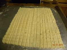 How To Make Communion Bread