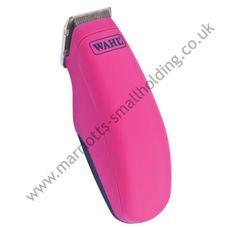 Wahl Pink Pocket Pro Trimmer - £9.99 ex. VAT #Wahl, #Trimmer, #Equestrian