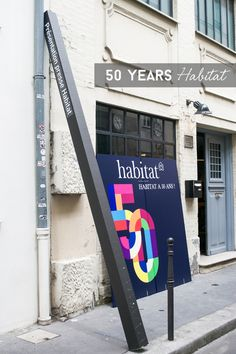 50 Years Habitat: New Collection For Urban Homes