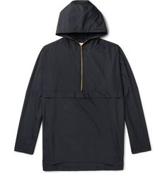 OLIVER SPENCER Shell Hooded Jacket. #oliverspencer #cloth #coats and jackets