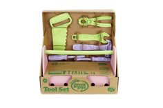 Green Toys Tool Set, Pink:Amazon:Toys & Games