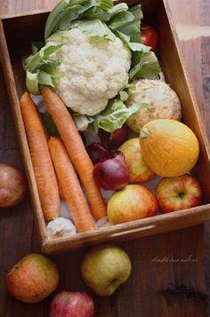 .fresh fruits and veggies**
