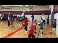 Little Dribblers Basketball