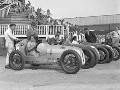 Auto Racing Was Wildly Dangerous in the '30s—And a Lot More Fun | Autopia | WIRED